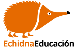 Echidna Educación Logo
