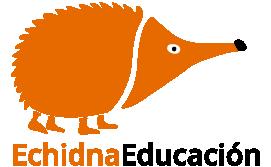 Echidna Educacion Logo