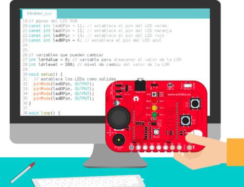 Programar Echidna con el IDE de Arduino