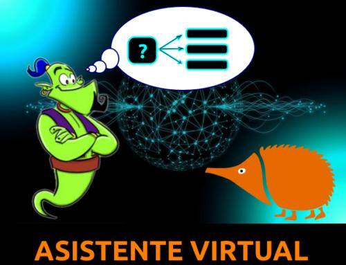 Asistente virtual: Robótica e IA